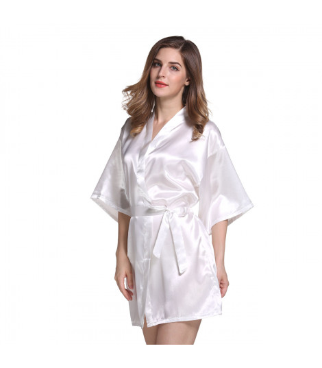 Kimono raso mamma figlia