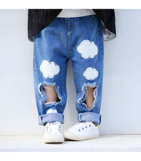 Jeans baby nuvolette