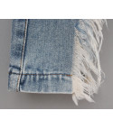 Gonna denim asimmetrica Kloke