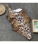Monokini monospalla Leopard