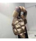 Piumino metal winterfur