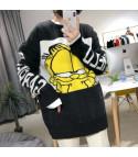 Maxi maglione Garfield