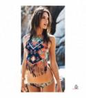 Bikini Frange Atzeco
