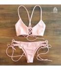 Bikini Pink laces