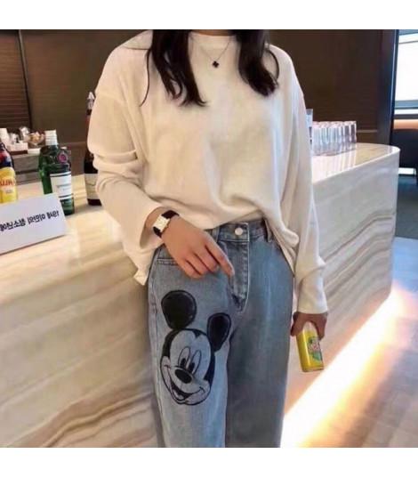 Jeans Mickeymouse leg