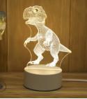 Lampade trasparenti 3D