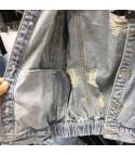 Giubbino Jeans basik vintage