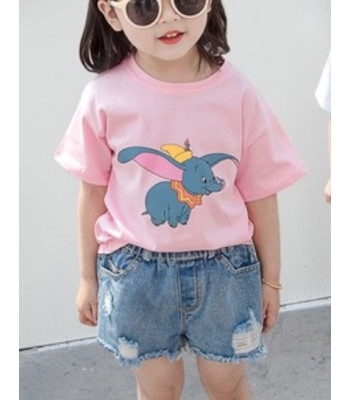 T-shirt Dumbo Bambini
