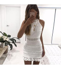 Dress geometriklace