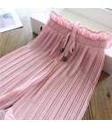 Pantalone plissè bambina