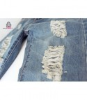 Worn Jeans