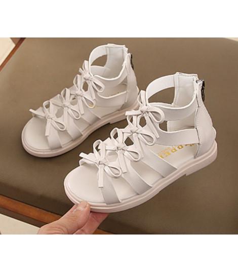 Sandaletti multifiocchi baby