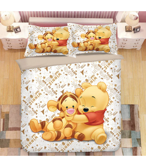 Completo letto baby Winnie the pooh