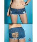 Shorts Leopard