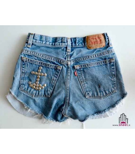 Shorts Levis Anchor