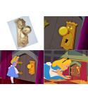 Maniglia MR. DOORKNOB Alice in Wonderland