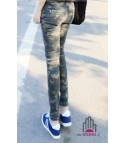 Pantalone mimetico Fuji