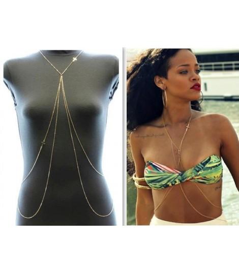 Rihanna Bodychain