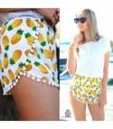 Shorts Ananas