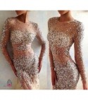 Sparkly Dress Nude