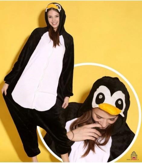 Pigiamone Pinguino