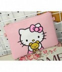 Pochette Cartoon Hello Kitty Pink Bow