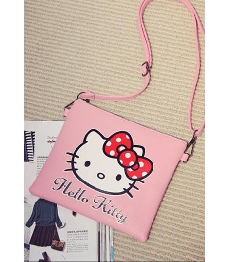 Pochette Cartoons Hello Kitty Red Bow