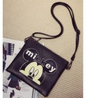Pochette Cartoon Mickey black