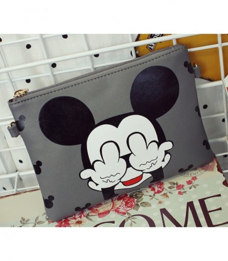Pochette Cartoon Mickey Fuck