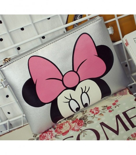 Pochette Cartoons Minnie Pink Bow