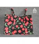 Cherry crop Top