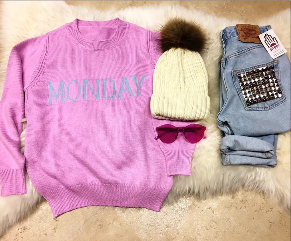 OUTFIT MONDAY